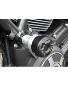 GSG Mototechnik Frame Protectors 2015- Ducati Scrambler