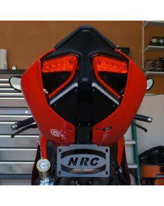 New Rage Cycles Fender Eliminator Kit Ducati 1199 Panigale