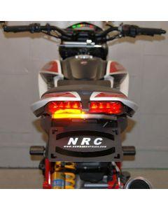 New Rage Cycles Fender Eliminator Kit Ducati Hypermotard 939 / 821