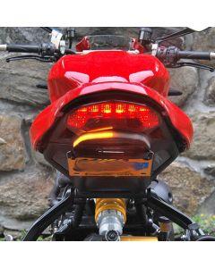 New Rage Cycles Fender Eliminator Kit Ducati Monster 1200 R