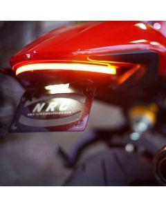New Rage Cycles Fender Eliminator Kit Ducati Monster 821