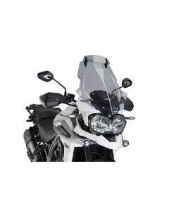 Puig Touring Windshield with Visor 2018- Triumph Tiger Explorer XC