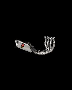 Akrapovic Racing Line (Titanium) Full Exhaust 2015-2021 Yamaha YZF-R1