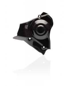 Carbon2race Carbon Fiber Sprocket Cover 2009-2020 Aprilia RSV4