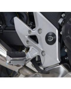R&G Frame Plug Insert Set 2013-2015 Honda CBR500R / CB500F / CB500X
