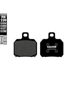 Galfer Rear Brake Pads 2020- Indian FTR1200