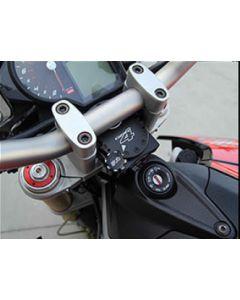 GPR V4S Steering Stabilizer 2009-2010 Aprilia Dorsoduro