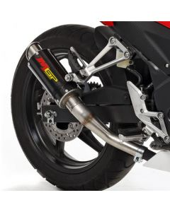 Hotbodies MGP Slip-on Exhaust 2015-2017 Honda CBR300R