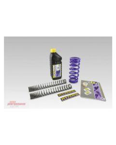 Hyperpro -25mm / -40mm Combination Springs Lowering Kit '18-'20 BMW F850 GS / Adventure