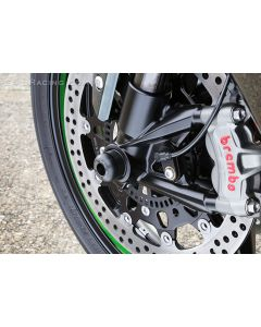 Sato Racing Axle Sliders 2015- Kawasaki Ninja H2/R