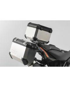 SW-Motech TraX EVO 3-Case Kit Honda Models