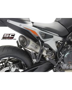 SC-Project S1 Exhaust 2018-2020 KTM 790 Duke