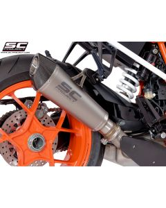 SC Project Conic Exhaust 2017-2019 KTM 1290 Super Duke R