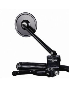 Motogadget m.view Classic Stem Mirror