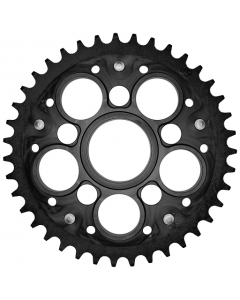 Supersprox Stealth Rear Sprocket (525 Conversion) 2010-2017 Ducati 1200 Multistrada / S Sport / S Touring / DVT
