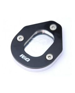 R&G Sidestand Enlarger Aprilia Caponord 1200 / Shiver 750