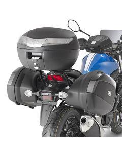 Givi Pannier Holders 2016- Suzuki SV650