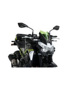Puig Naked New Generation Sport Windscreen 2020- Kawasaki Z900