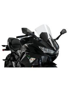 Puig R-Racer Windscreen 2020- Kawasaki Ninja 650