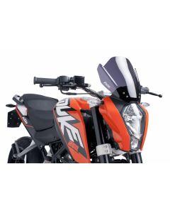 Puig Naked New Generation Windshield KTM Duke 390