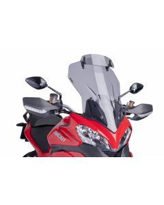 Puig Tour Screen w/ Visor 2013-2014 Ducati Multistrada 1200