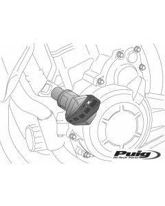 Puig R12 Crash Pads for KTM Duke 390
