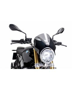 Puig Naked Bike Windscreen for BMW R nineT