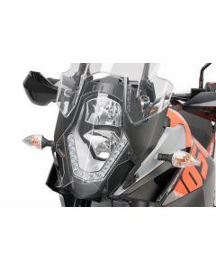 Puig Headlight Protector 2013-2016 KTM 1190 Adventure