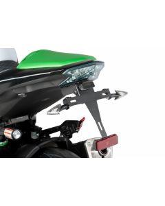 Puig License Plate Support 2013-2016 Kawasaki Z800