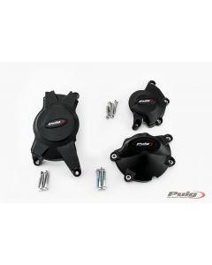 Puig Engine Cover Protector Kit 2009-2019 Suzuki GSX-R1000
