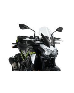 Puig Naked New Generation Touring Windscreen 2020- Kawasaki Z900
