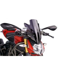 Puig Naked New Generation Windscreen Ducati 848 Streetfighter