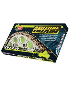 Renthal RR4 SRS 520 Road Race Chain