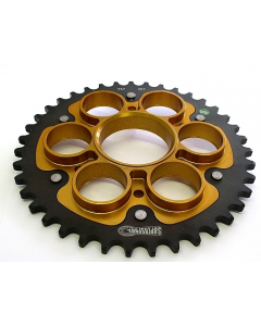 Supersprox 520 Chain & Sprocket Conversion Kit 2014-2015 Ducati Monster 1200
