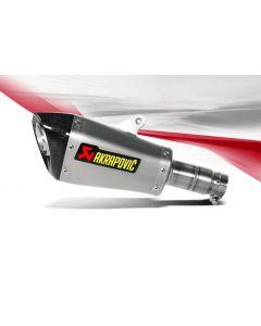 Akrapovic Slip-on Line (Titanium) Exhaust 2010-2016 Yamaha YZF-R6