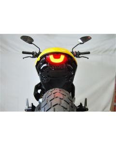 New Rage Cycles LED Fenderl ELiminator Kit Ducati Scrambler (Icon/Cafe Racer/Nightshift/Fasthouse)