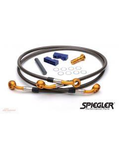 Spiegler Performance Brake Line Kit for Honda Grom
