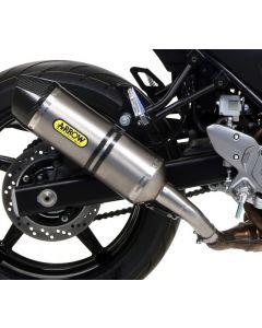 Arrow Race-Tech Exhaust 2016- Suzuki SV650 ABS