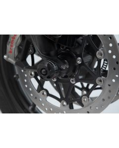 SW-MOTECH Front / Rear Axle Slider 2019-2010 Triumph Tiger 900 Rally / Pro
