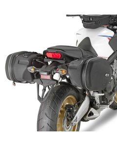 Givi Easylock Sidebag Supports Honda CBR650F / CB650F