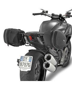 Givi Easylock Saddlebag Supports Ducati Diavel