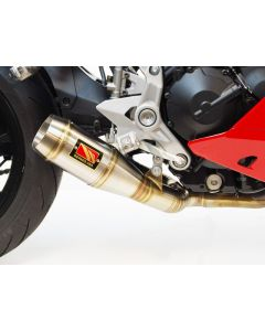 Werkes USA Slip-on Exhaust Ducati SuperSport 939