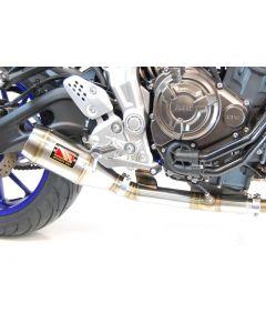 Competition Werkes Slip-on Exhaust 2014+ Yamaha FZ-07