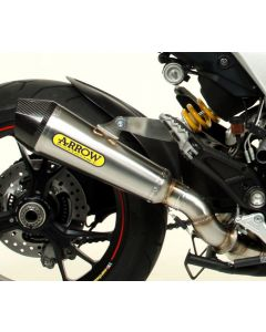 Arrow X-Kone Silencer Ducati Hypermotard / Hyperstrada