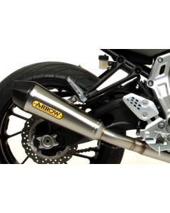 Arrow X-Kone Exhaust Silencer Yamaha MT-07 / FZ-07
