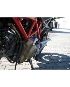 LSL Crash Pad Mounting Kit 2008-2012 Ducati Hypermotard