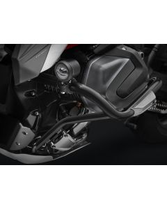 Rizoma Side Protection Bars (Ø 28mm) with Replaceable Aluminum Sliders 2019-2020 BMW R1250 GS