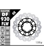 Galfer Standard Floating Wave Rotor '12-'18 Triumph Tiger Explorer