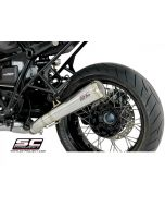 """SC-Project """"70s Style"""" Exhaust 2014-2018 BMW R nineT"""