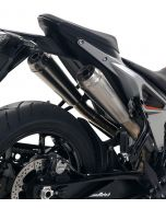 Arrow Pro-Race Dual Silencers Kit for KTM 790 Duke